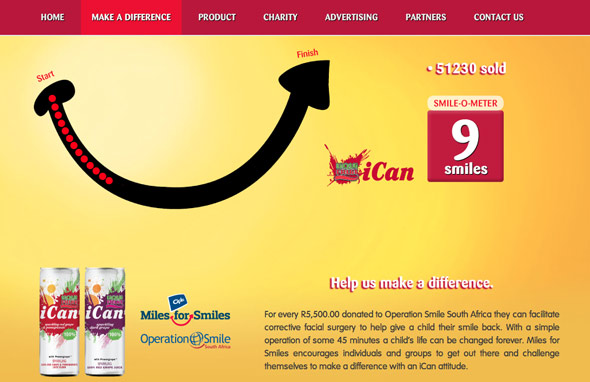 Liqui-Fruit iCan Help Us Make A Difference